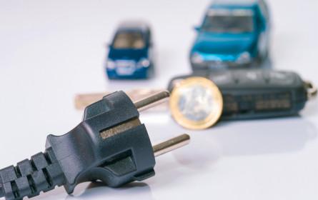 E-Autos sollen mit Prämie Gas geben