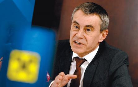 Bei Raiffeisen Oberösterreich wird nichts zugesperrt