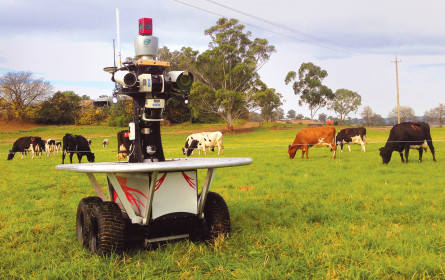 Landwirtschaft bietet viel Raum zur Automatisierung