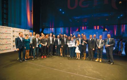 Auszeichnung im Start-up-Markt