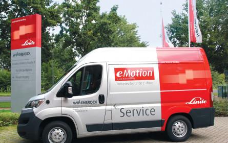 Testpilot für e-Mobilität