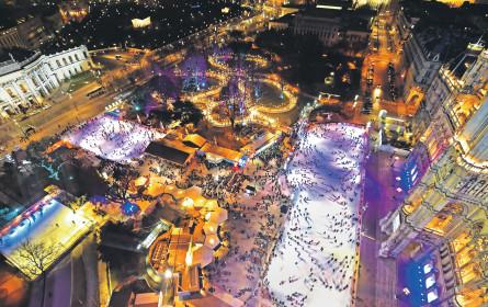 Coole Events im winterlichen Wien