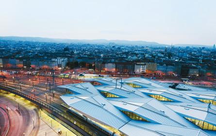 Großer PR-Bahnhof für den echten Hauptbahnhof