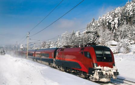 ÖBB Rail Tours mit neuen Highlights