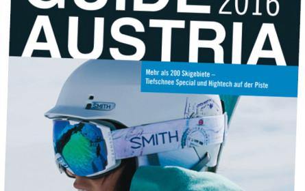 Ski Guide Austria Awards für Profis