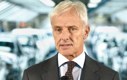 VW investiert trotz Sparkurs weiter