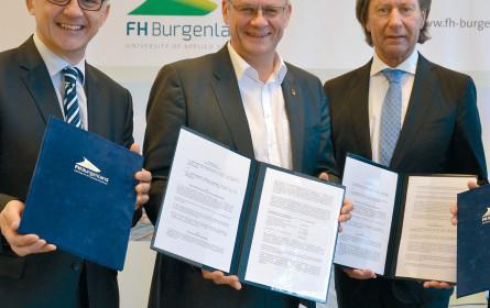 FH Burgenland sorgt für Furore