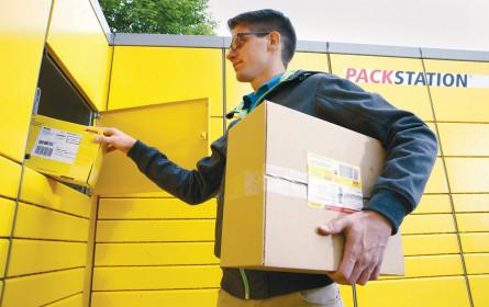 DHL baut in Österreich aus