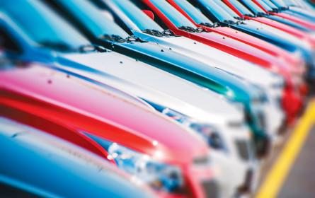 Die beliebtesten Autofarben