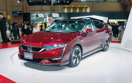 Honda: mit Blick Richtung Zukunft