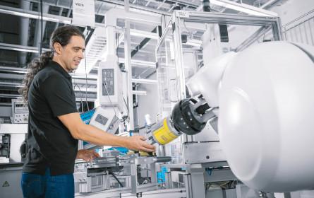 Festo-Technologiefabrik nimmt die Zukunft vorweg
