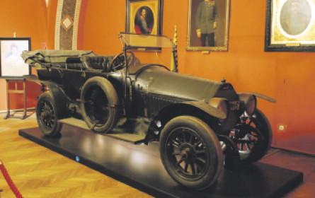 Rückblick: 130 Jahre Faszination Auto