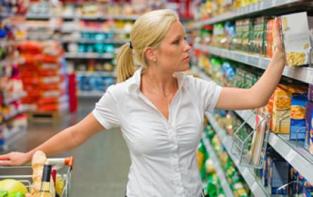 Österreich: Nahrungsmittel im Vorjahr um 0,5% teurer