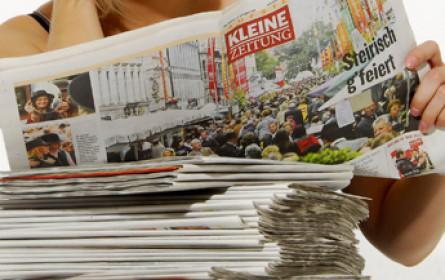 E-Papers federn Auflagenrückgang bei Österreichs Zeitungen etwas ab