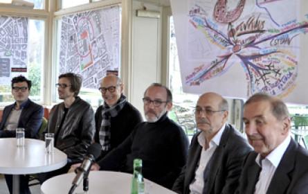 Funkhaus-Verkauf: IG Funkhaus legte Anbot vor