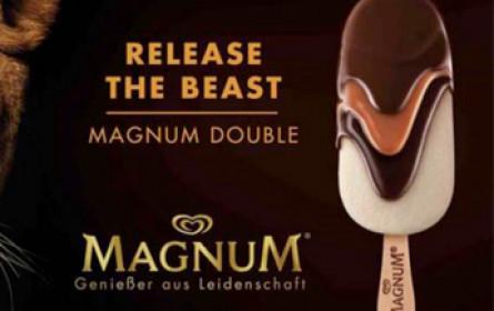 MAGNUM Double macht die Naschkatze zur Löwin