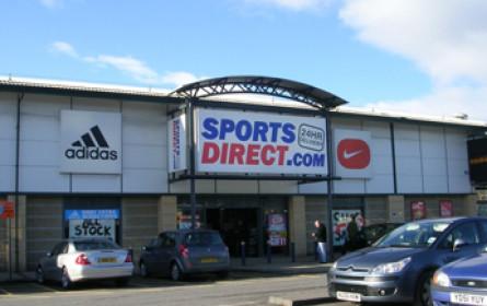Schwierige Zeiten für Sports-Direct