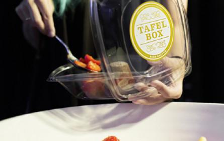 """""""TafelBox"""" für Essensreste"""