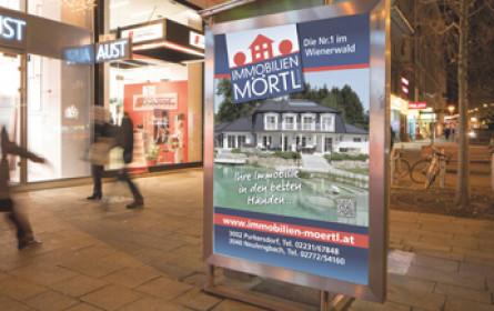 Immobiliensuche kommt auf die Straße