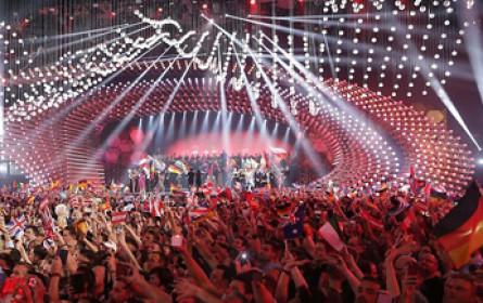 Eurovision Song Contest erhält Karlsmedaille für Medien