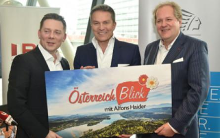 Alfons Haider ist neuer R9-Anchorman