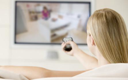 Werbeausgaben: TV holt auf