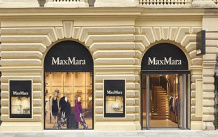 Max Mara und Weekday eröffnen in Wien