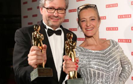 Romy-Gala 2016: Preise für Strauss und Moretti
