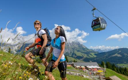 Ski amadé mit Top-Saisonbilanz