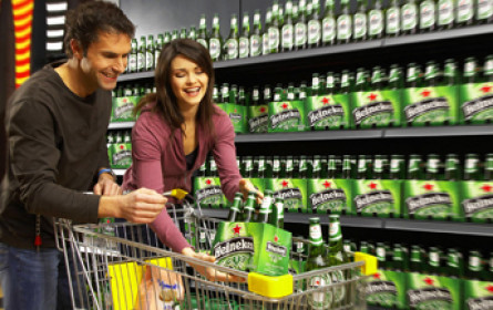 Heineken verkauft mehr Bier in Österreich