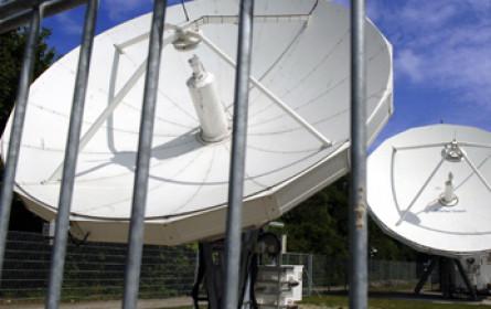 Satellitenfernsehen hängt Kabelfernsehen ab