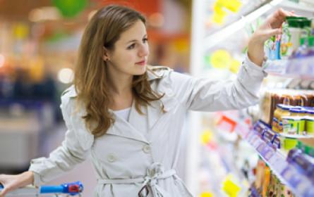 Täglicher Einkauf teurer im April