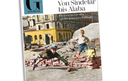 """""""Von Sindelar bis Alaba"""": Das neue Magazin der Reihe """"Die Presse""""-""""Geschichte"""""""