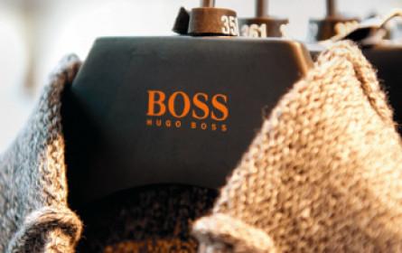 Hugo Boss: Gewinneinbruch im ersten Quartal
