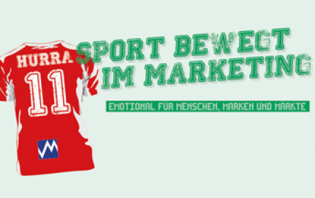 """Sport bewegt im Marketing"" am 11. Mai"