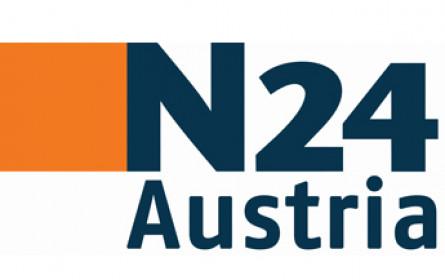 N24 ab heute auch in Österreich