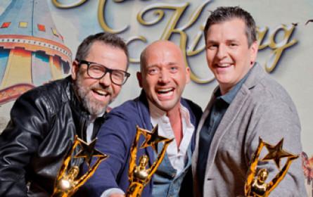 Verleihung des Real Stars Austria