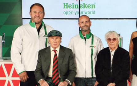 Heineken im Tank