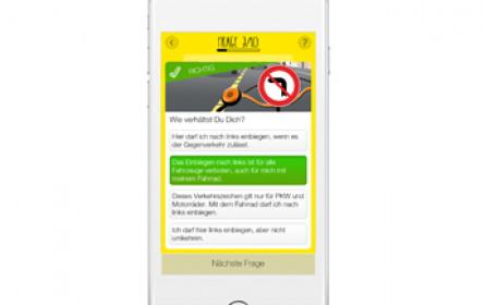 Mit der ÖAMTC-App durch den Verkehrsdschungel