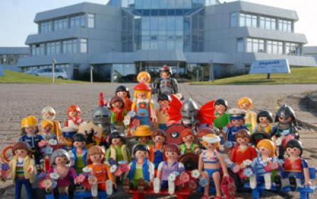 Überwachung der Betriebsratswahl bei Playmobil