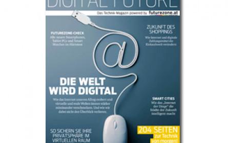 """""""Kurier"""" zeigt mit neuem Magazin die digitale Zukunft"""