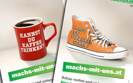 "Kampagne: ""Kannst du Kaffee trinken?"""