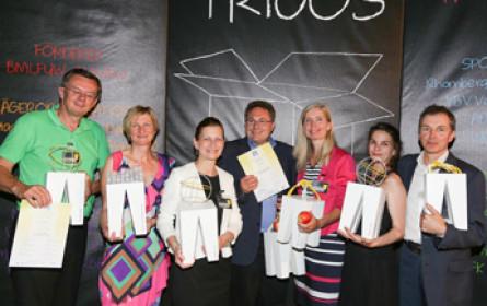Trigos Österreich 2016: So sehen nachhaltige Sieger aus