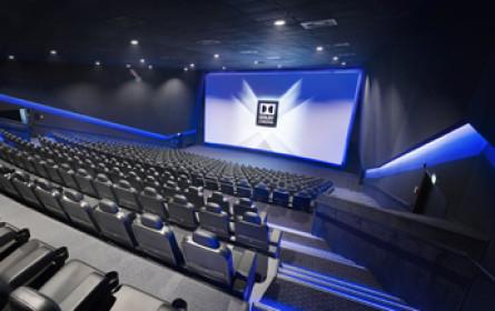 Airport-Kino: Cineplexx bringt Dolby Cinema erstmals nach Salzburg