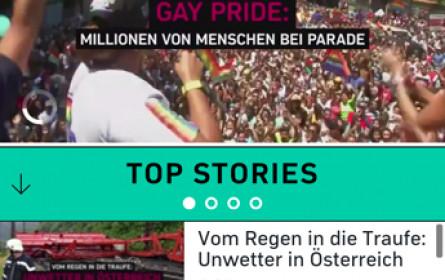 """ProSiebenSat.1 Puls 4 mit  """"4News"""" am Start"""