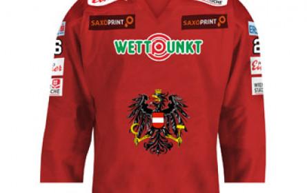 Trikot-Design für Olympia-Qualifikation des Eishockey-Nationalteams steht fest.