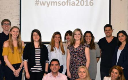 PR-Nachwuchs traf sich in Sofia