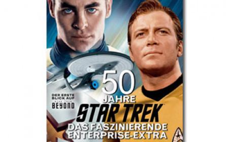 """""""TV-Media"""": Sonderheft zu """"Star Trek"""" und """"Raumschiff Enterprise"""""""