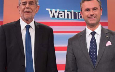 BP-Wahl - gemeinsames TV-Duell wenig wahrscheinlich