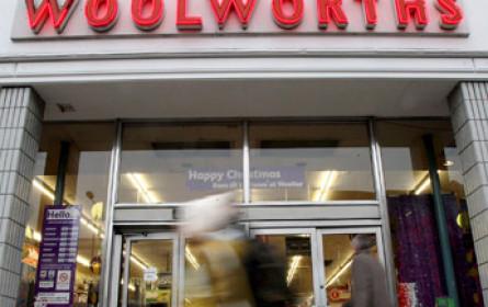 Aldi und Lidl üben Druck auf Woolworths aus